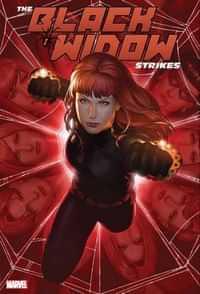 Black Widow HC Omnibus Edition