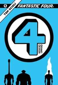 Fantastic Four TP Grand Design