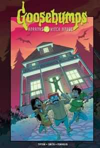 Goosebumps HC Horrors of the Witch House