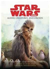 Star Wars Aliences Creatures and Droids Collection