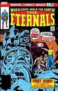 Marvel Poster Eternals #1