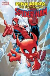 Marvel Poster Spider-Ham #1 By Robson