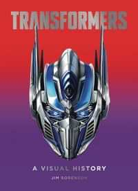 Transformers HC Visual History