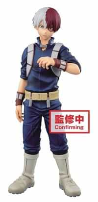 My Hero Academia Age of Heroes Figure Shoto