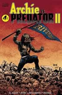 Archie Vs Predator 2 #4 CVR A Hack