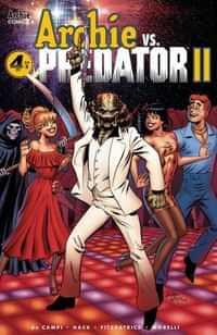 Archie Vs Predator 2 #4 CVR F Pepoy