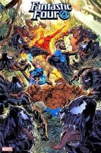 Fantastic Four #17 Variant Gomez Venom Island