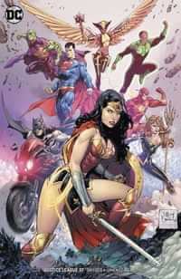 Justice League #37 CVR B
