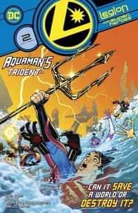 Legion of Super Heroes #2 CVR A