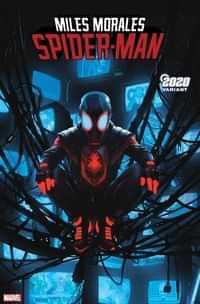 Miles Morales Spider-Man #13 Variant Rahzzah 2020