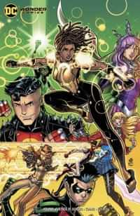 Young Justice #11 CVR B Card Stock