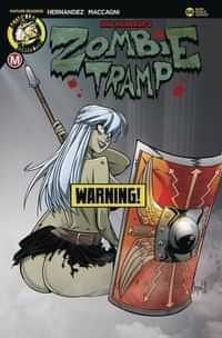Zombie Tramp #66 CVR B Maccagni Risque