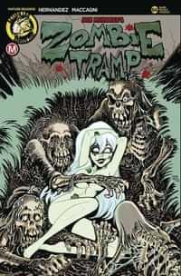 Zombie Tramp #66 CVR C Baugh