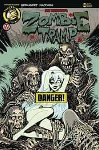 Zombie Tramp #66 CVR D Baugh Risque
