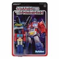 Transformers Reaction AF Optimus Prime