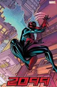 2099 One-Shot Omega Variant 50 Copy Bradshaw