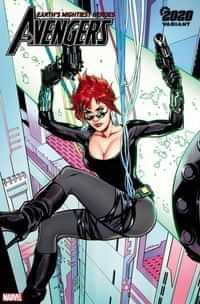 Avengers #28 Variant Lupacchino 2020