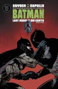 Batman Last Knight on Earth #3 CVR A