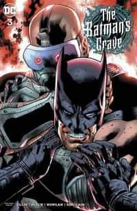 Batmans Grave #3 CVR A