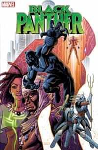 Black Panther #19 Variant Weaver