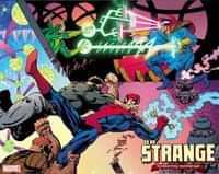 Doctor Strange #1 Variant 100 Copy Miller Hidden Gem Wraparound