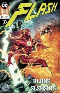 Flash #84 CVR A