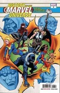 History of Marvel Universe #6