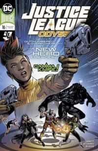 Justice League Odyssey #16 CVR A