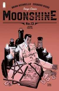 Moonshine #13 Second Printing