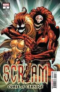 Scream Curse of Carnage #2