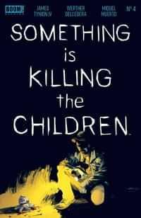 Something Is Killing Children #4 CVR A