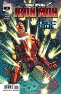 Tony Stark Iron Man #19