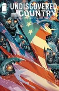 Undiscovered Country #2 CVR B Manapul