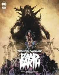 Wonder Woman Dead Earth #1 CVR A