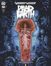 Wonder Woman Dead Earth #1 CVR B