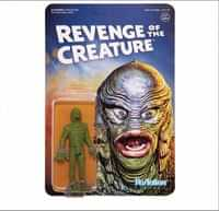 Universal Monsters Reaction AF Revenge of the Creature