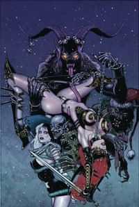 Tarot Witch Of The Black Rose #119 Yuletide Mash