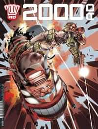 2000 AD Pack 2019 October