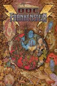 Doc Frankenstein HC Post Modern Prometheus
