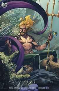 Aquaman #55 CVR B