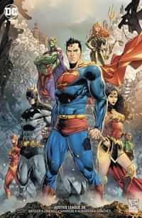 Justice League #38 CVR B