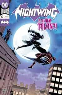 Nightwing #67 CVR A