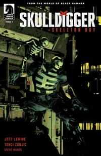 Skulldigger and Skeleton Boy #1 CVR B Deodato