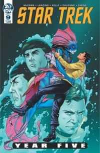 Star Trek Year Five #9