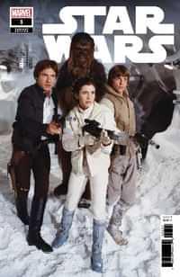 Star Wars #1 Variant 10 Copy Movie
