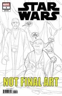 Star Wars #1 Variant Noto Party Var