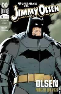 Supermans Pal Jimmy Olsen #6 CVR A