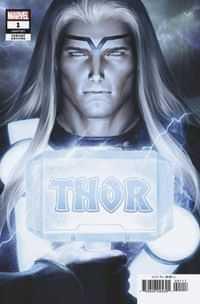 Thor #1 Variant Artgerm