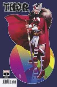 Thor #1 Variant Klein Sif