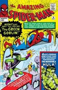 True Believers One-Shot Criminally Insane Green Goblin